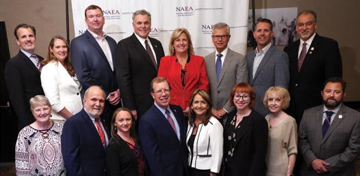NAEA Leadership